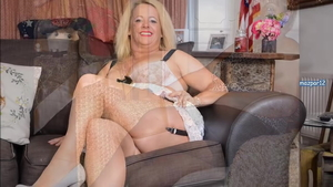 Stepmom Lucy Gresty feels the need for hard fucking
