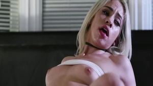 Doggy sex scene amongst attractive hardcore Khloe Kapri