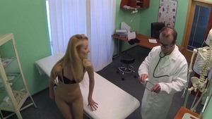 Skinny blonde haired hidden cam pussy fucking