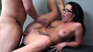 Super sensual pornstar feels like rough nailing