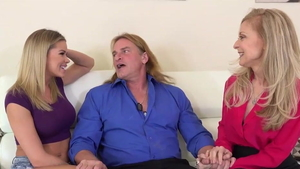 MILF Evan Stone has a soft spot for hard ramming HD