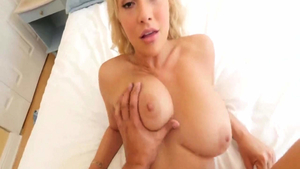 Big boobs Kylie Page ass pounded