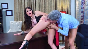 Busty mature Eva Karera got her pussy pounded in HD