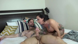 Pounding porn along with large tits hard Lily Lane