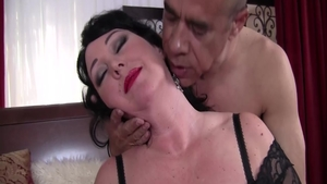 Alexis Couture in taboo raw sucks dick and fucks