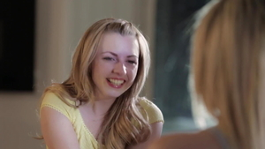Mia Malkova in tandem with blonde Lexi Belle facesitting