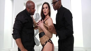 The best sex in company with lustful MILF Kendra Lust
