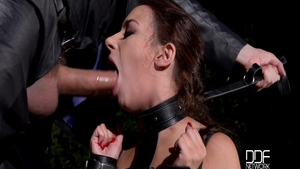 Yanick Shaft together with Sophia Laure fetish ass fucking