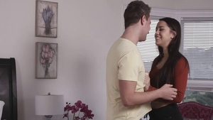 Long haired star Alina Lopez feels up to hard pounding HD