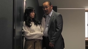 Fucked all the way accompanied by asian in glasses