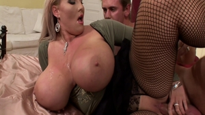 Beautiful BBW Laura Orsolya has a soft spot for hardcore sex