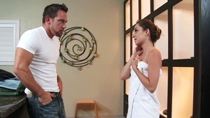 Small tits star Johnny Castle need nailed rough