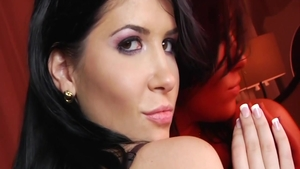 Dirty latina Rebeca Linares lusts rough pussy sex