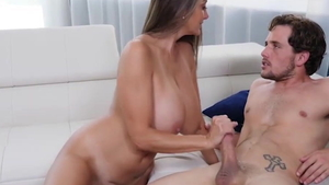 Rough sex together with very hawt friend Ava Addams