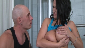 Super sexy Carmella Bing rough ass pounded