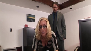 Blonde Nicole Aniston has a taste for real fucking