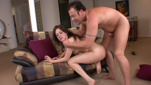 Plowing hard alongside fabulous pornstar Sindee Jennings