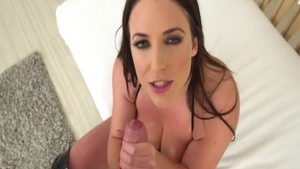 Sex scene together with busty Angela White