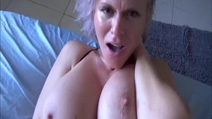 Busty mature feels up to hard fucking