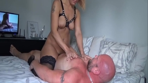 Orgasm with perfect amateur