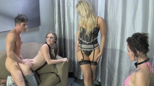 Rough sex with dirty american lesbo Ashley Fires