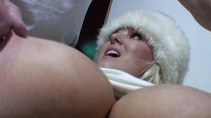 MILF Pascal White in company with Kirsten Halborg cumshot