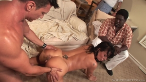 Fucking hard starring large tits brunette Zoey Holloway
