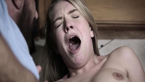 Rough sex together with very hawt babe Giselle Palmer
