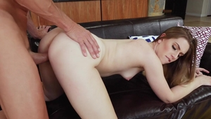 Good fuck in the company of young brunette Niki Snow