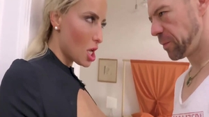 Hot Victoria Pure pussy fucking sucking dick
