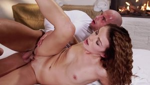 Perfect passionate czech babe erotic humping