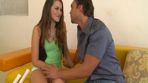 Teen Allie Haze hazing