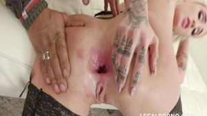 Hard fucking with Daisy Lee & Dylan Brown
