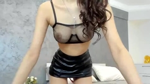 Asian whore fingering live on cam in HD