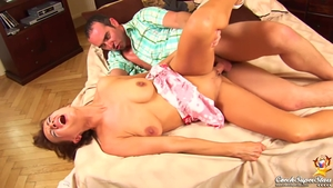 Big boobs mature Pussy fucked in HD