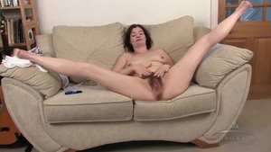Hairy female feels in need of real fucking HD