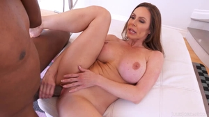 Plowing hard in company with lustful Kendra Lust