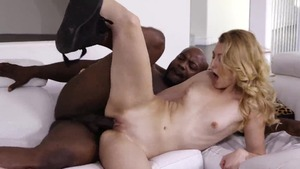 Horny Nat Turner fucked by big black cock stepfather