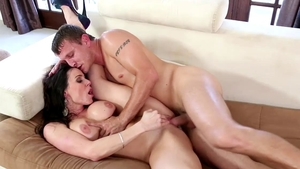 Kendra Lust getting smashed very nicely