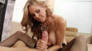 POV the best sex accompanied by Mark Wood and Julia Ann