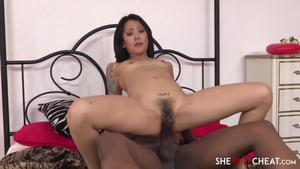 Interracial fucking tattooed japanese Saya Song