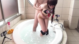 Japanese foot licking HD