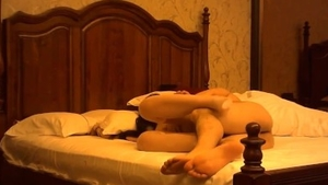 Raw fucking in the company of young asian amateur