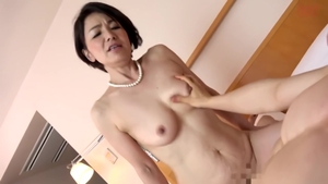 Amazing japanese brunette wishes for nailing HD