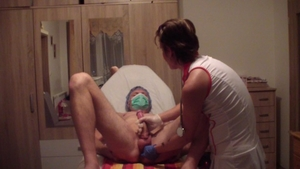 Young russian amateur needs hard nailining in HD