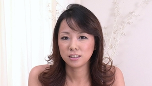 Japanese in sexy lingerie threesome