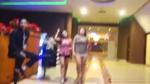 Group sex indonesian in high heels