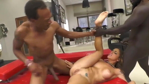 Whore Malena Nazionale pounded by BBC