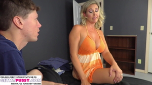 American Jayna Woods cheating