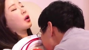 Asian female orgasm